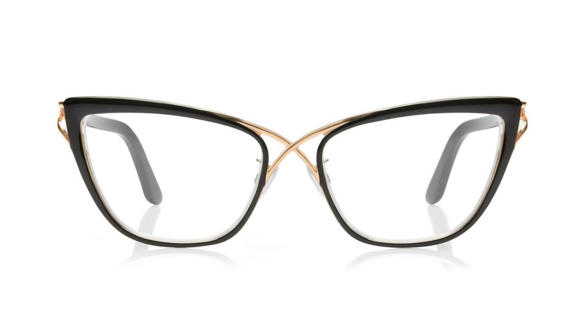 Tom Ford Crossover Cat Eye Glasses