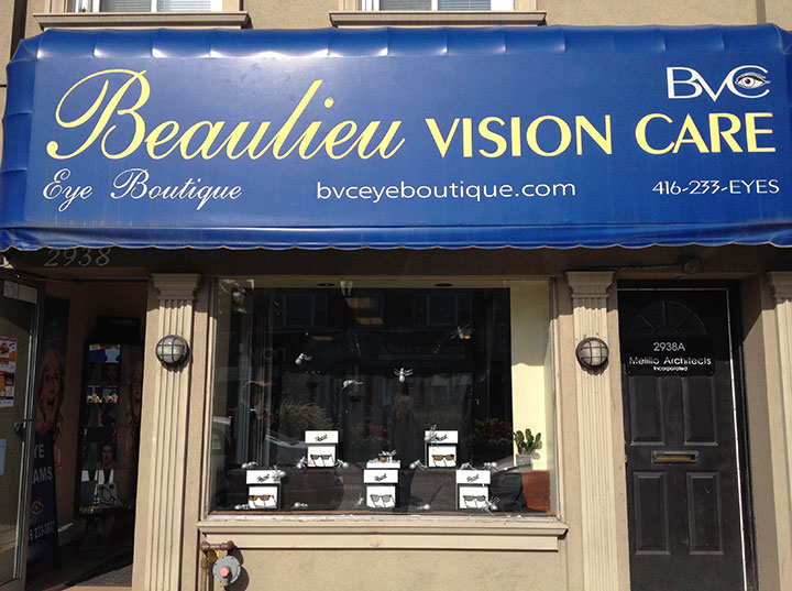 Beaulieu Vision Care Store Photo