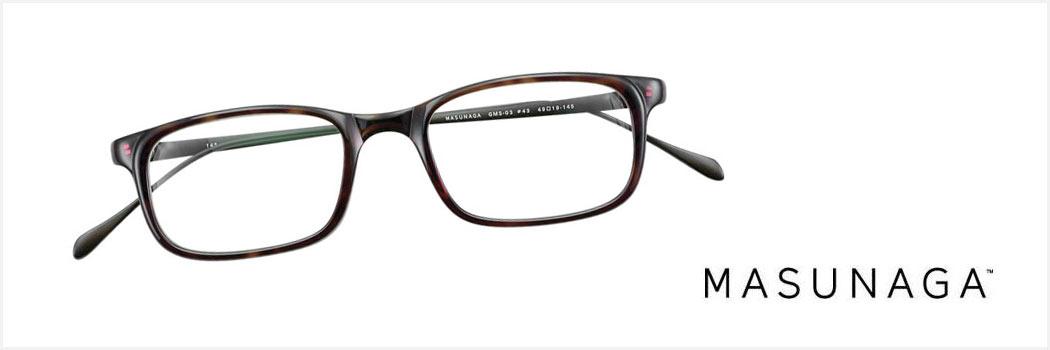 9003f053c1b Masunaga Glasses