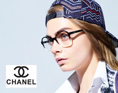 Chanel Fashion Eyewear Available in Toronto at Beaulieu Vision Care