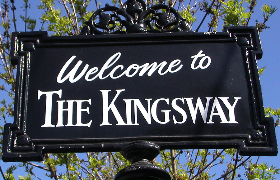 Why Cathy Beaulieu Loves the Kingsway
