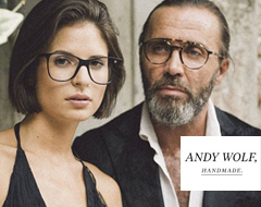 Andy Wolf Eyewear Available in Toronto at Beaulieu Vision Care